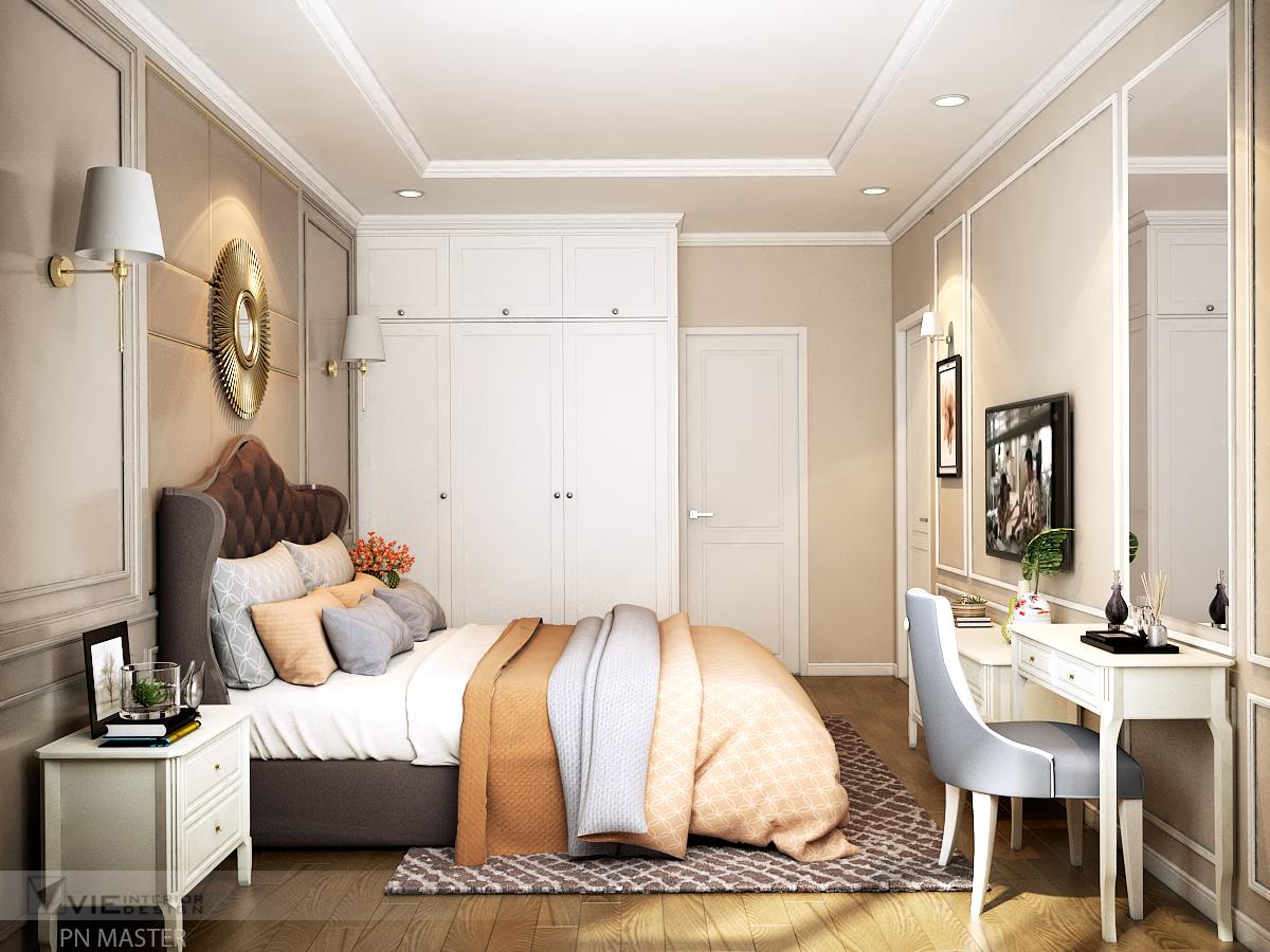 thiết kế nội thất chung cư tại Hồ Chí Minh Chi Phung_KINGTON-K18 19 1562641142