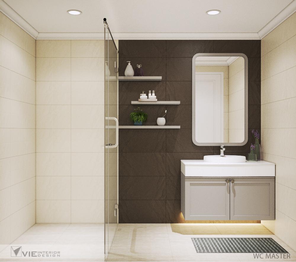 thiết kế nội thất chung cư tại Hồ Chí Minh Chi Phung_KINGTON-K18 21 1562641142