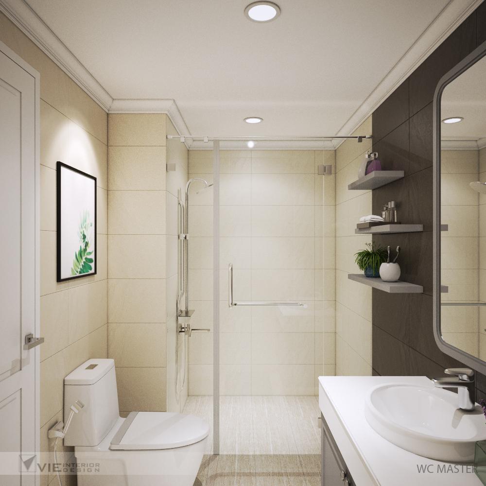 thiết kế nội thất chung cư tại Hồ Chí Minh Chi Phung_KINGTON-K18 22 1562641143