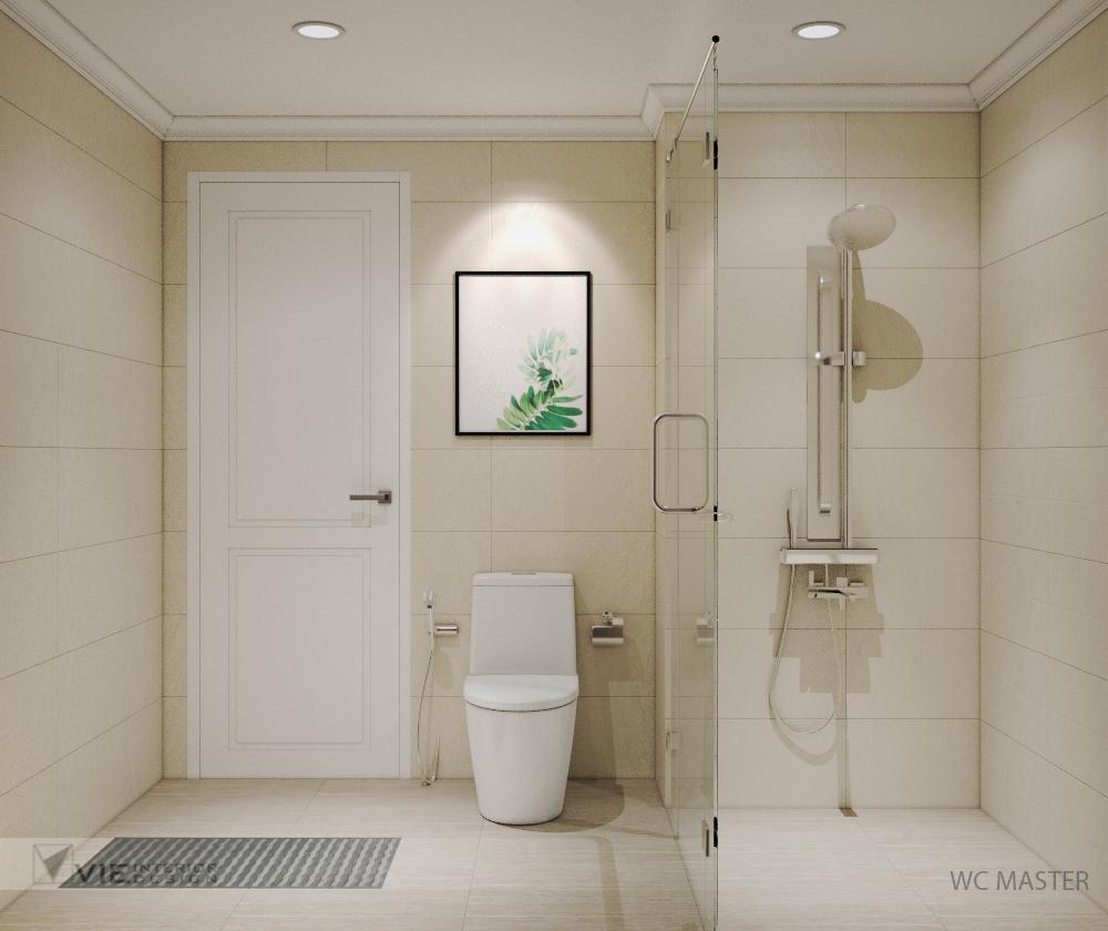 thiết kế nội thất chung cư tại Hồ Chí Minh Chi Phung_KINGTON-K18 24 1562641142