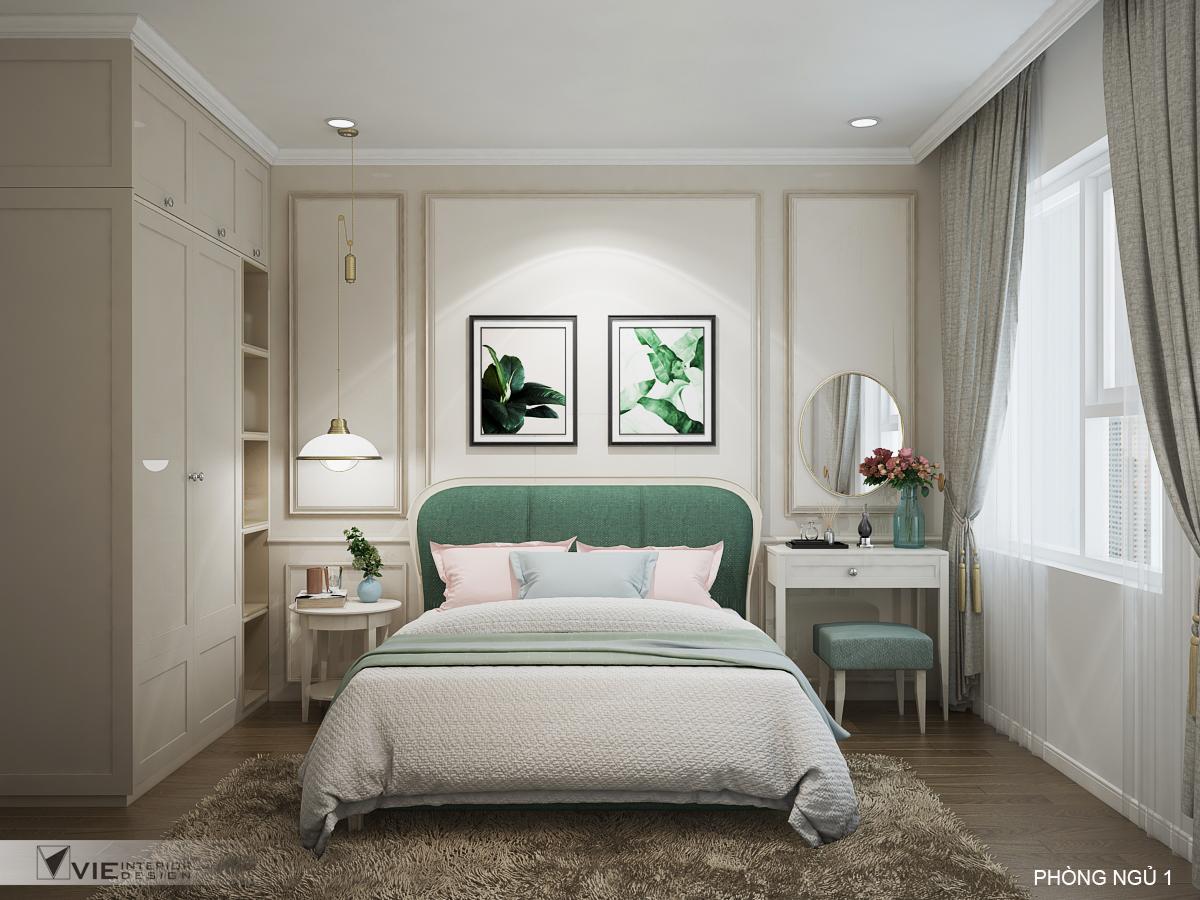 thiết kế nội thất chung cư tại Hồ Chí Minh Chi Phung_KINGTON-K18 25 1562641143