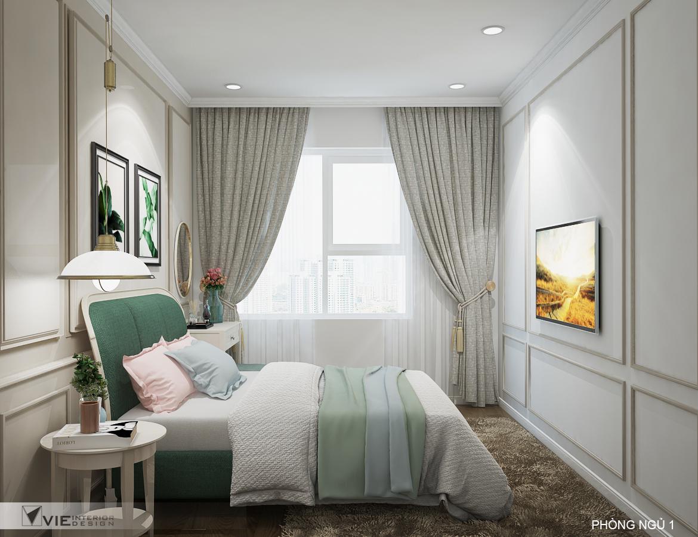 thiết kế nội thất chung cư tại Hồ Chí Minh Chi Phung_KINGTON-K18 26 1562641143