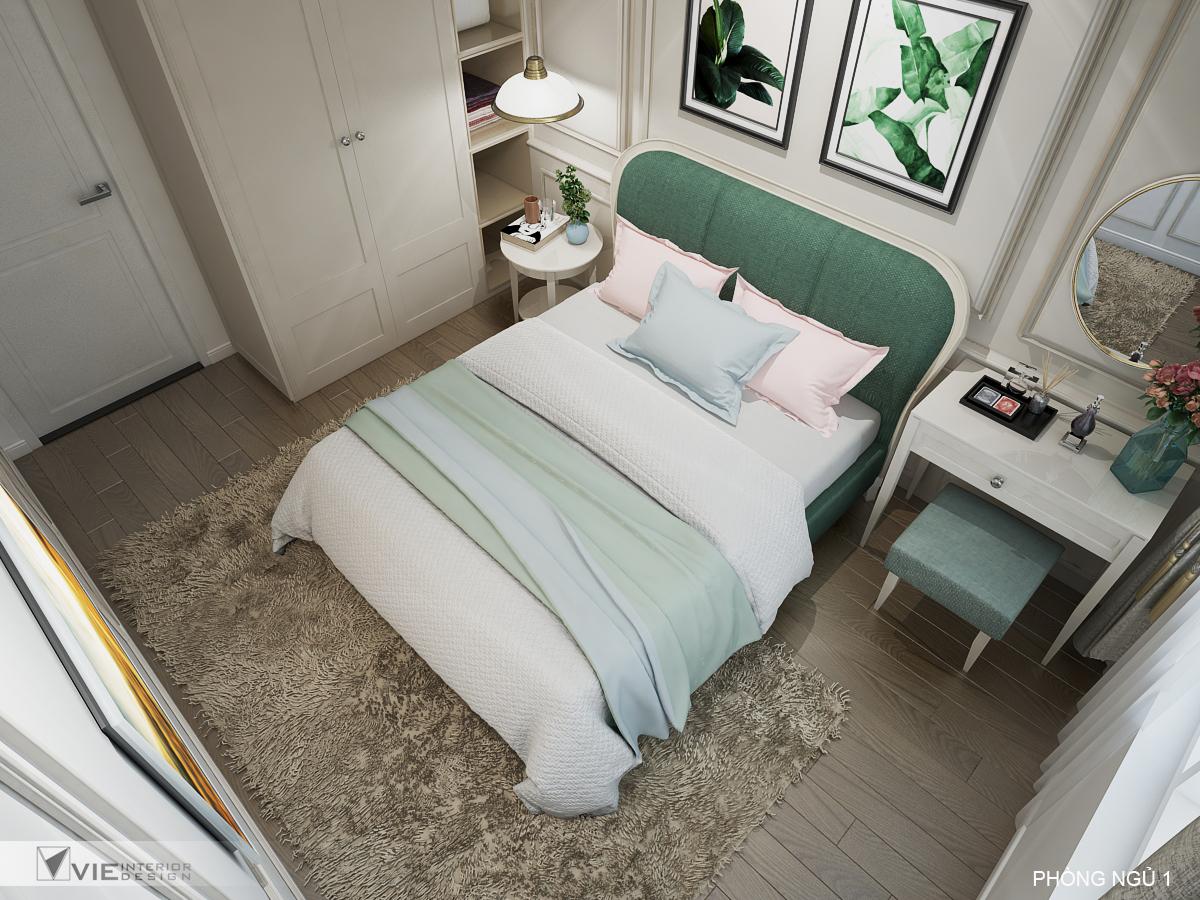 thiết kế nội thất chung cư tại Hồ Chí Minh Chi Phung_KINGTON-K18 28 1562641144