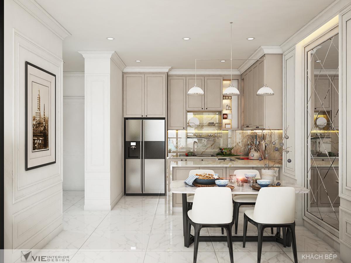 thiết kế nội thất chung cư tại Hồ Chí Minh Chi Phung_KINGTON-K18 3 1562641137