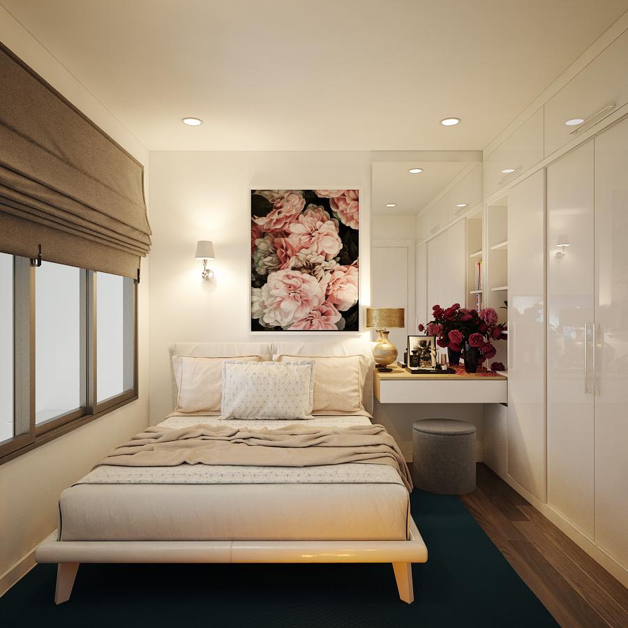 thiết kế nội thất chung cư tại Hồ Chí Minh Sky 9 6 1562643461