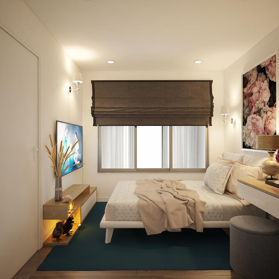 thiết kế nội thất chung cư tại Hồ Chí Minh Sky 9 7 1562643462