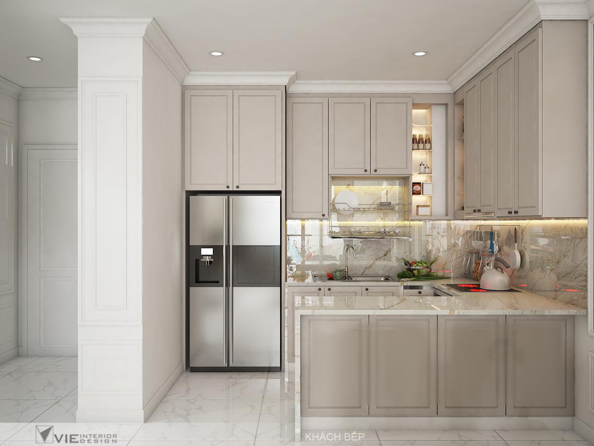 thiết kế nội thất chung cư tại Hồ Chí Minh Chi Phung_KINGTON-K18 8 1562641138