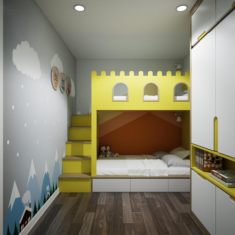 thiết kế nội thất chung cư tại Hồ Chí Minh Sky 9 9 1562643462