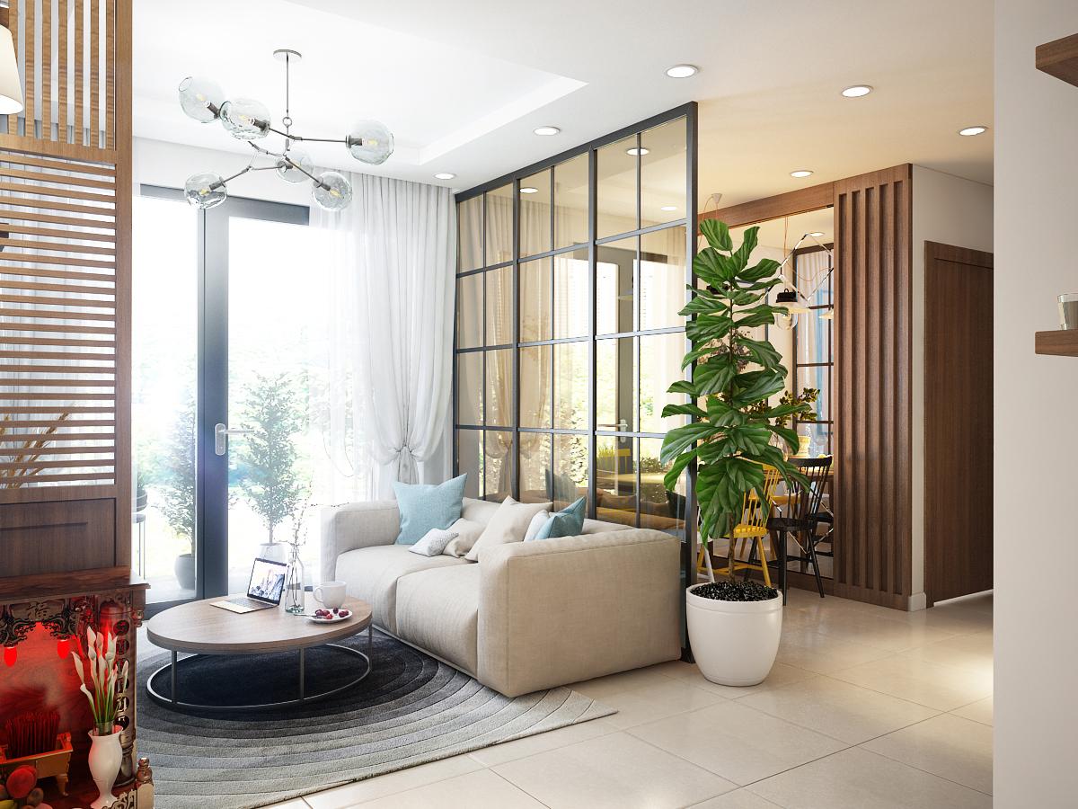 Thiết kế nội thất Chung Cư tại Hồ Chí Minh Anh Tú_Hausneo 1576125811 1