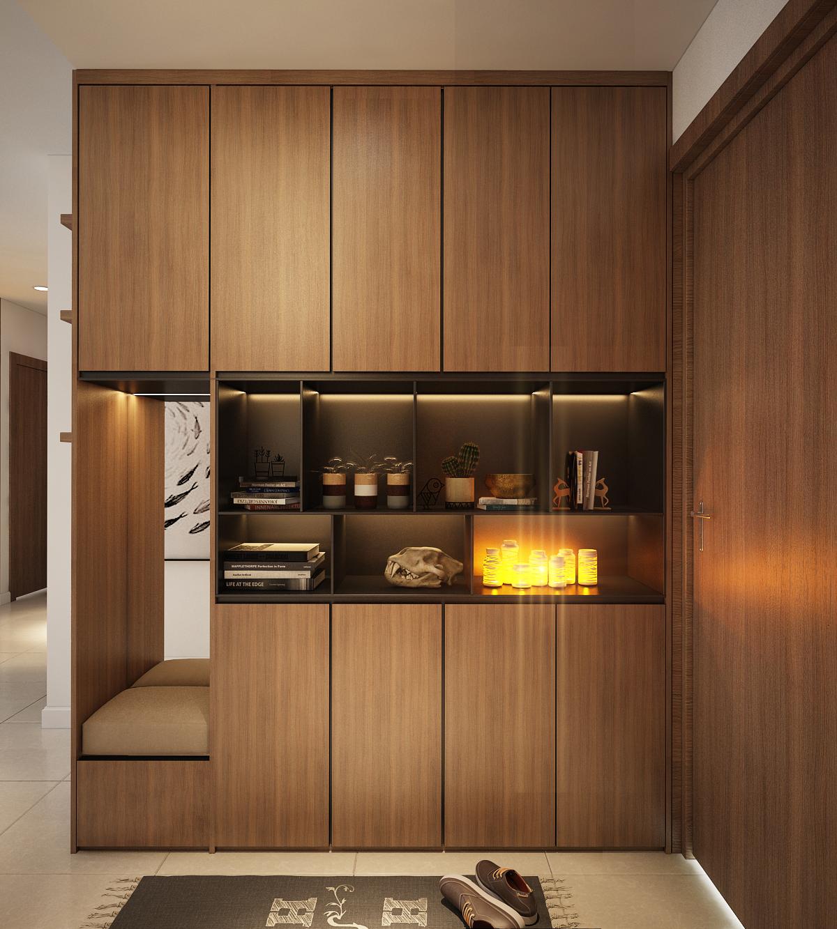 Thiết kế nội thất Chung Cư tại Hồ Chí Minh Anh Tú_Hausneo 1576125813 6