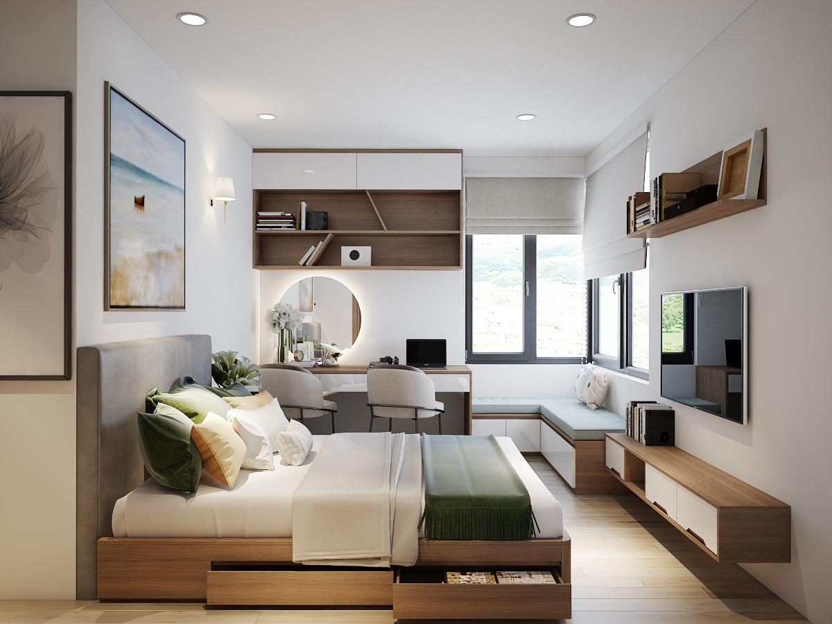 Thiết kế nội thất Chung Cư tại Hồ Chí Minh Anh Tú_Hausneo 1576125813 7