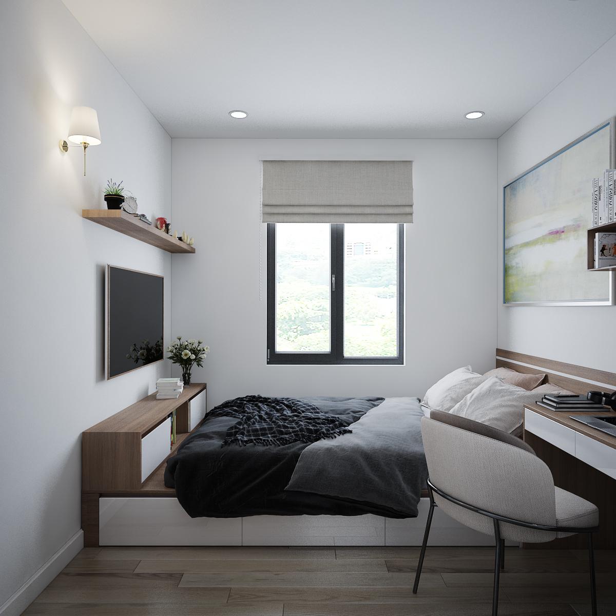 Thiết kế nội thất Chung Cư tại Hồ Chí Minh Anh Tú_Hausneo 1576125814 10