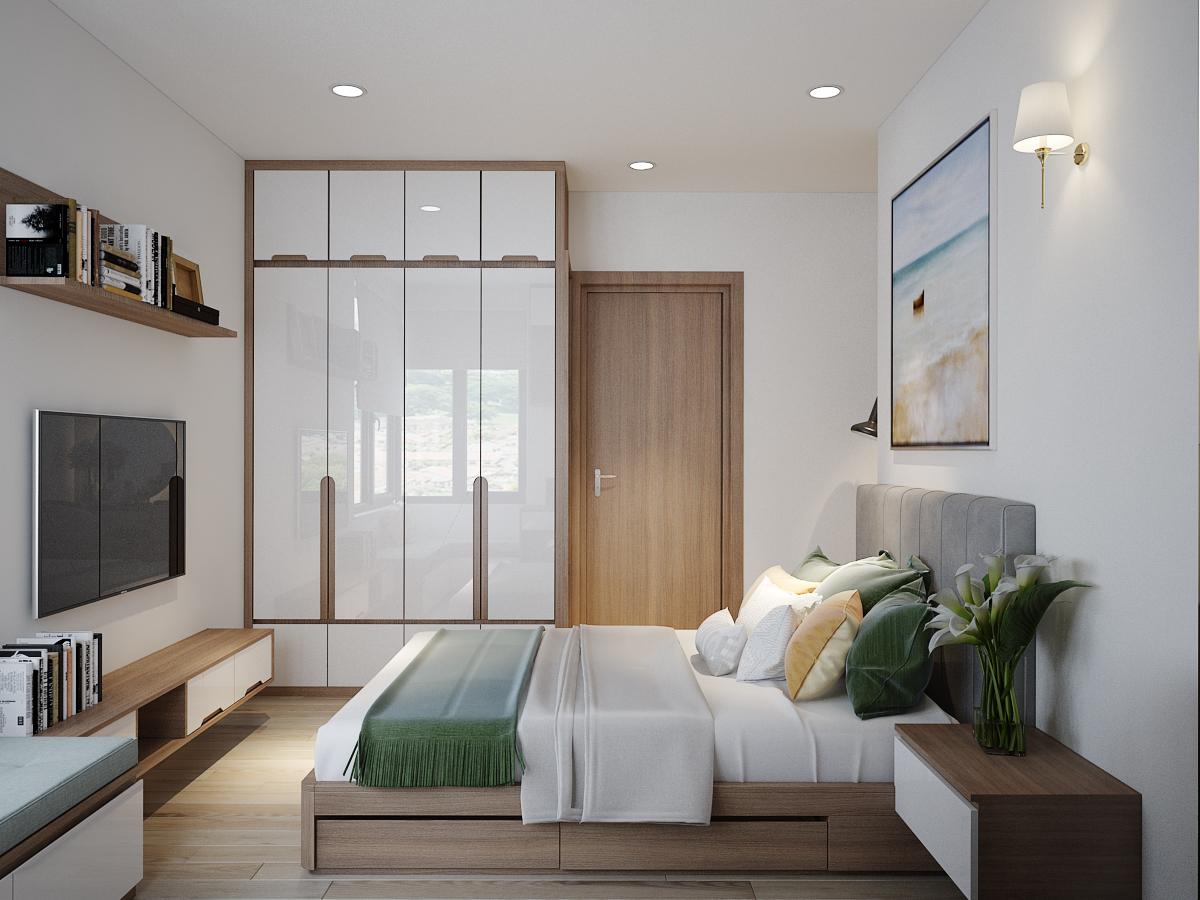 Thiết kế nội thất Chung Cư tại Hồ Chí Minh Anh Tú_Hausneo 1576125814 9