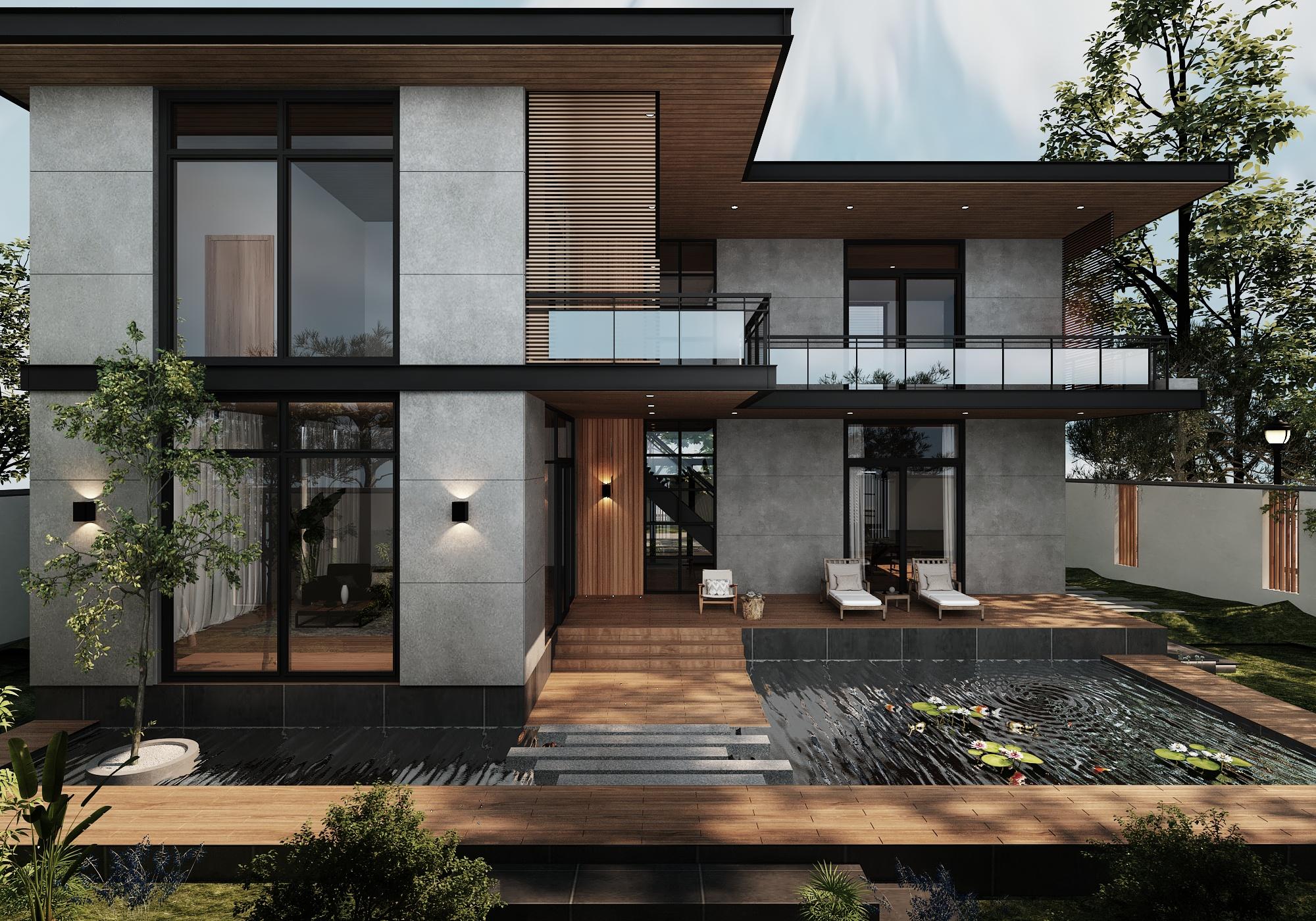 Thiết kế Biệt Thự tại Lâm Đồng VILLA ĐÀ LẠT 1617724249 0