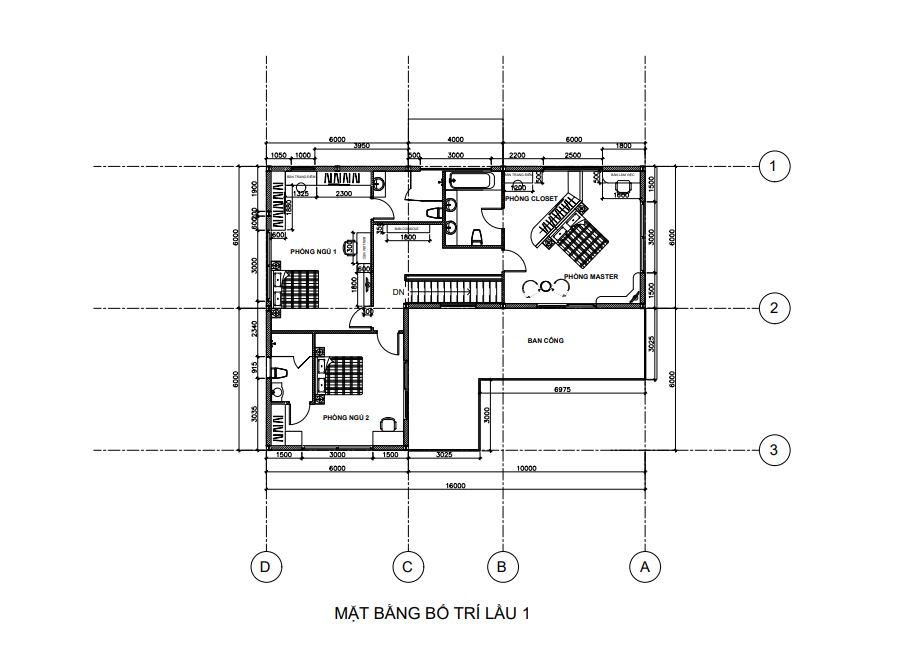 Thiết kế Biệt Thự tại Lâm Đồng VILLA ĐÀ LẠT 1617724249 6