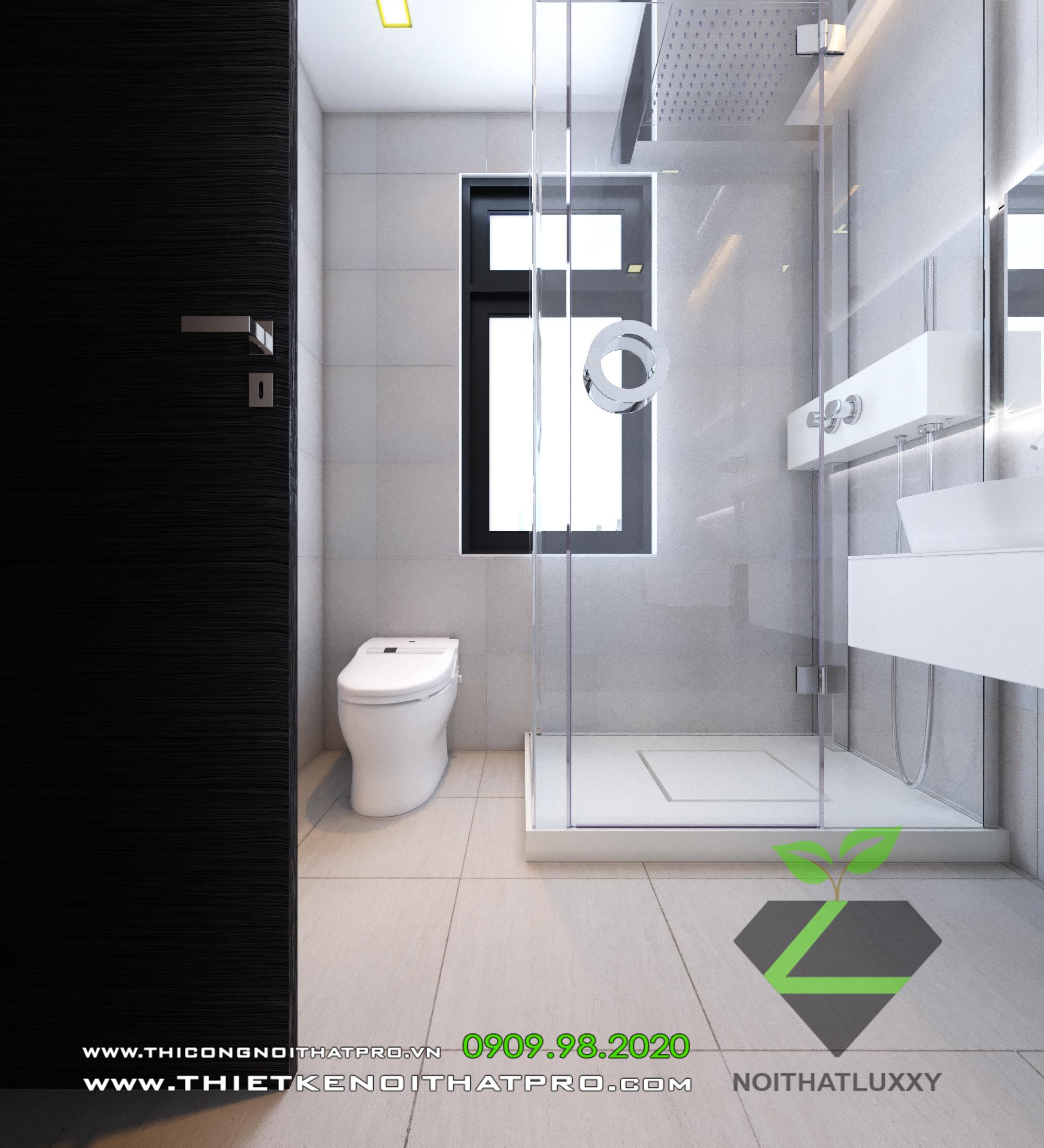 thiết kế Nội thất Biệt Thự 4 tầng Biệt thự Vinhomes - the Harmony173