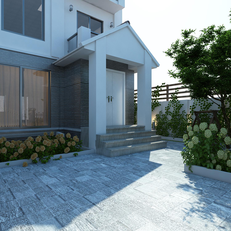 thiết kế nội thất Biệt Thự tại Hà Nội bt Vinhomes - riverside 0 1568085325