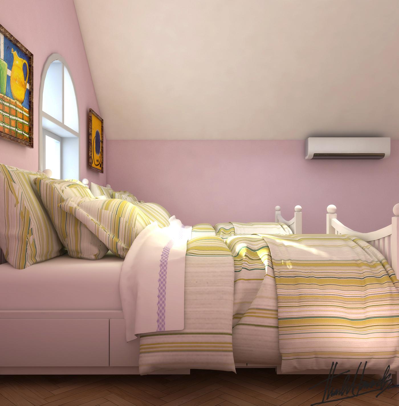 thiết kế nội thất Biệt Thự tại Hà Nội bt Vinhomes - riverside 10 1568274526