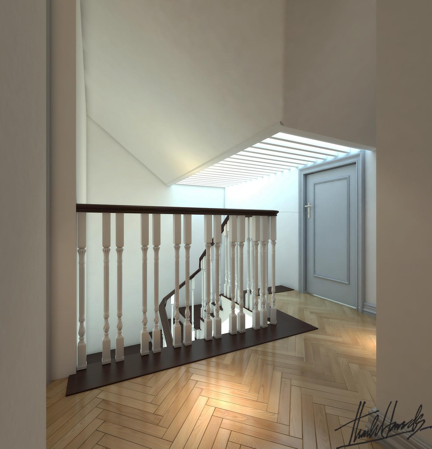 thiết kế nội thất Biệt Thự tại Hà Nội bt Vinhomes - riverside 12 1568274527