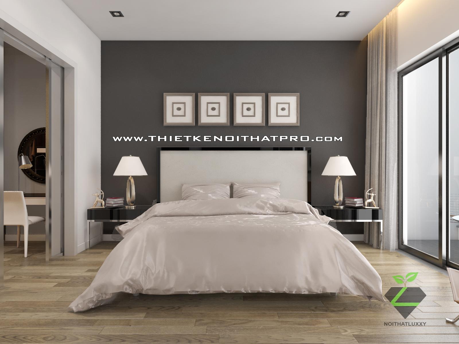 thiết kế nội thất Biệt Thự tại Hà Nội bt Vinhomes - riverside 23 1568085349