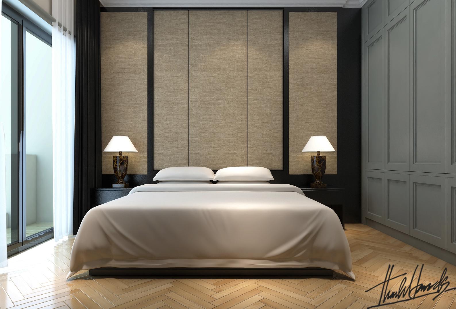 thiết kế nội thất Biệt Thự tại Hà Nội bt Vinhomes - riverside 24 1568274533