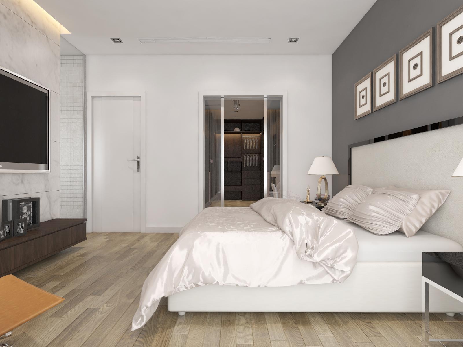 thiết kế nội thất Biệt Thự tại Hà Nội bt Vinhomes - riverside 25 1568085352