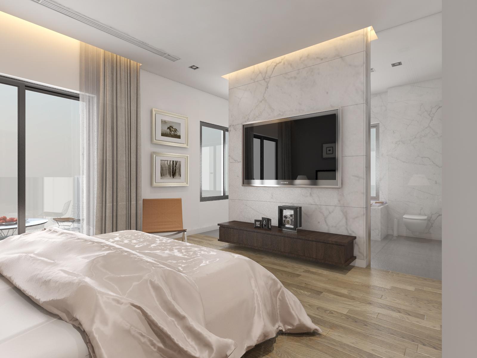 thiết kế nội thất Biệt Thự tại Hà Nội bt Vinhomes - riverside 27 1568085354