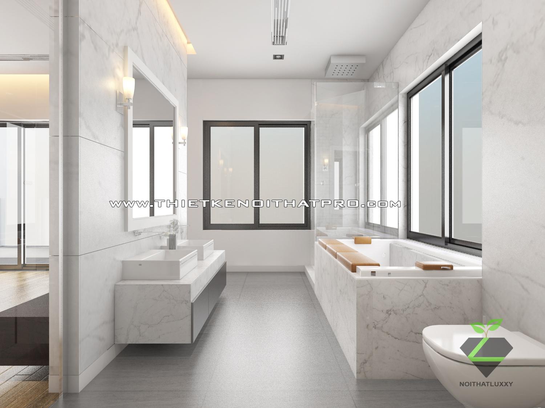 thiết kế nội thất Biệt Thự tại Hà Nội bt Vinhomes - riverside 29 1568085355