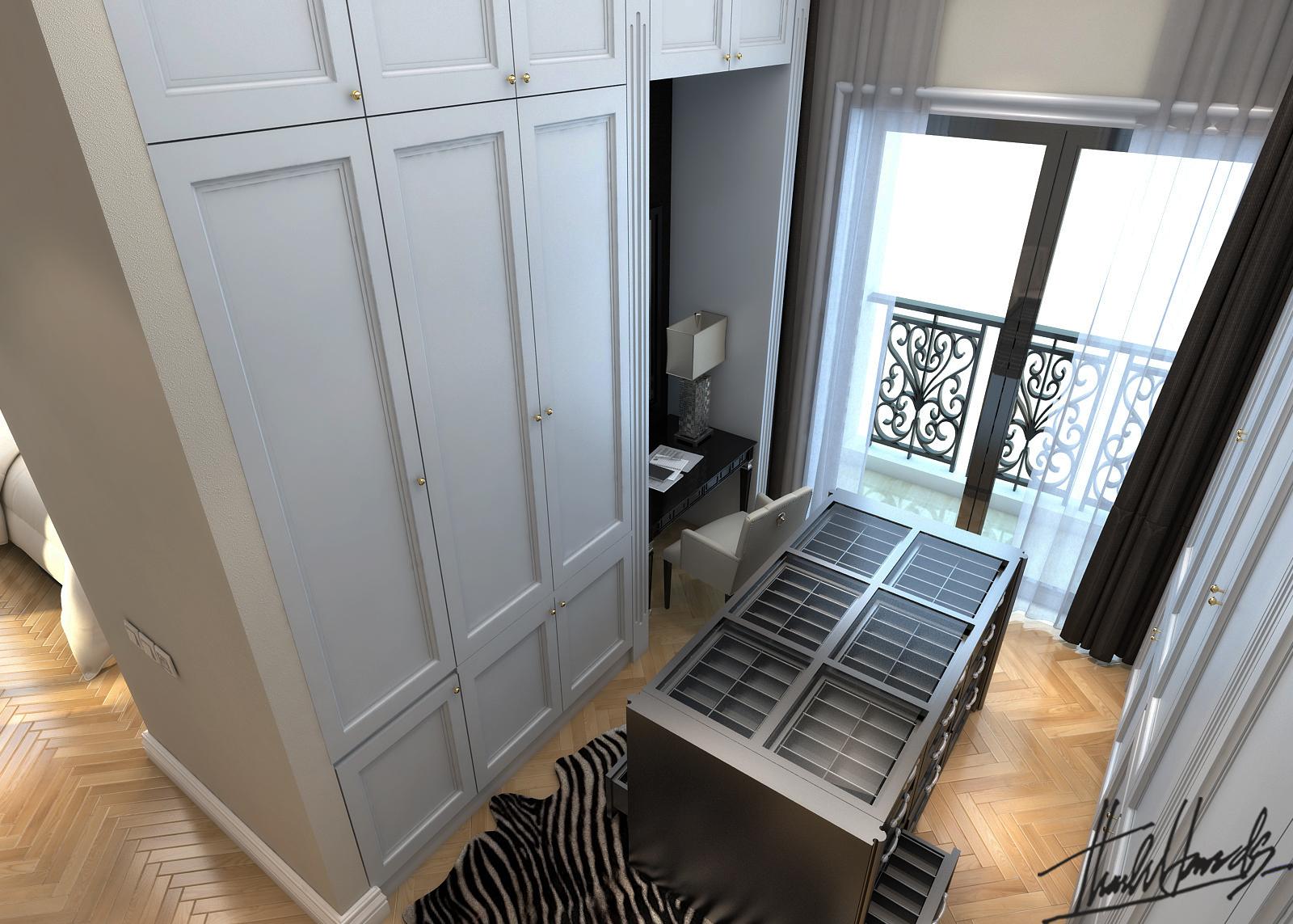 thiết kế nội thất Biệt Thự tại Hà Nội bt Vinhomes - riverside 30 1568274538