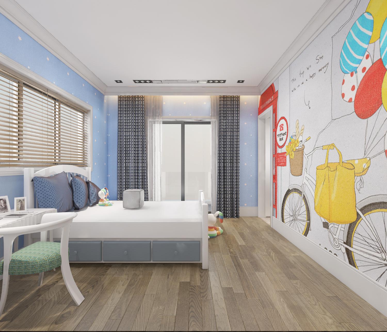 thiết kế nội thất Biệt Thự tại Hà Nội bt Vinhomes - riverside 33 1568085364