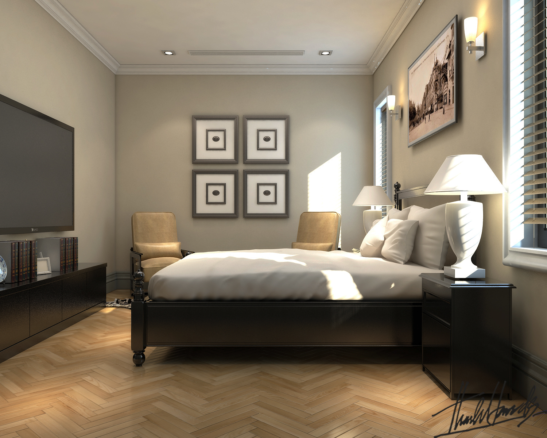 thiết kế nội thất Biệt Thự tại Hà Nội bt Vinhomes - riverside 34 1568274540