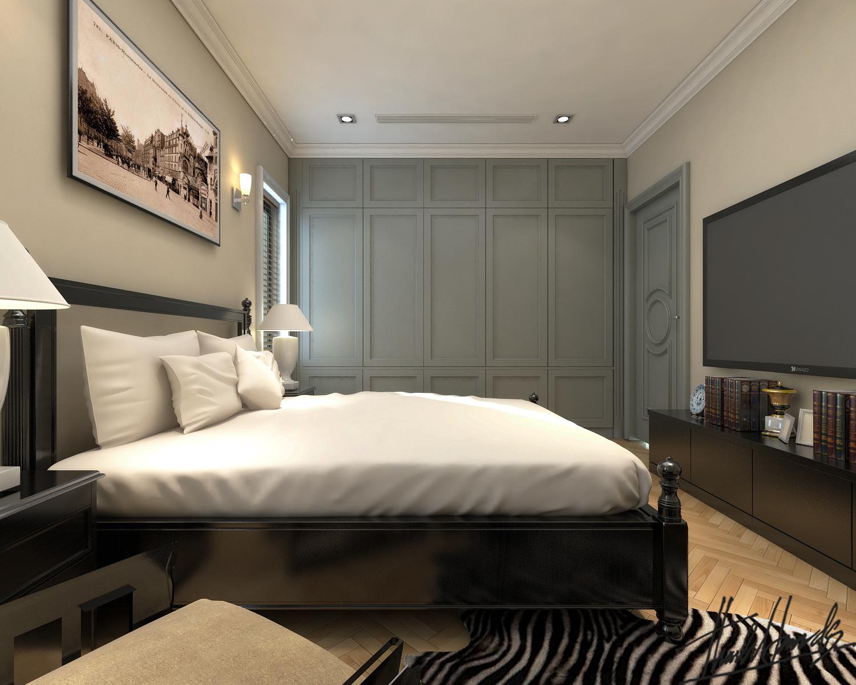 thiết kế nội thất Biệt Thự tại Hà Nội bt Vinhomes - riverside 35 1568274540