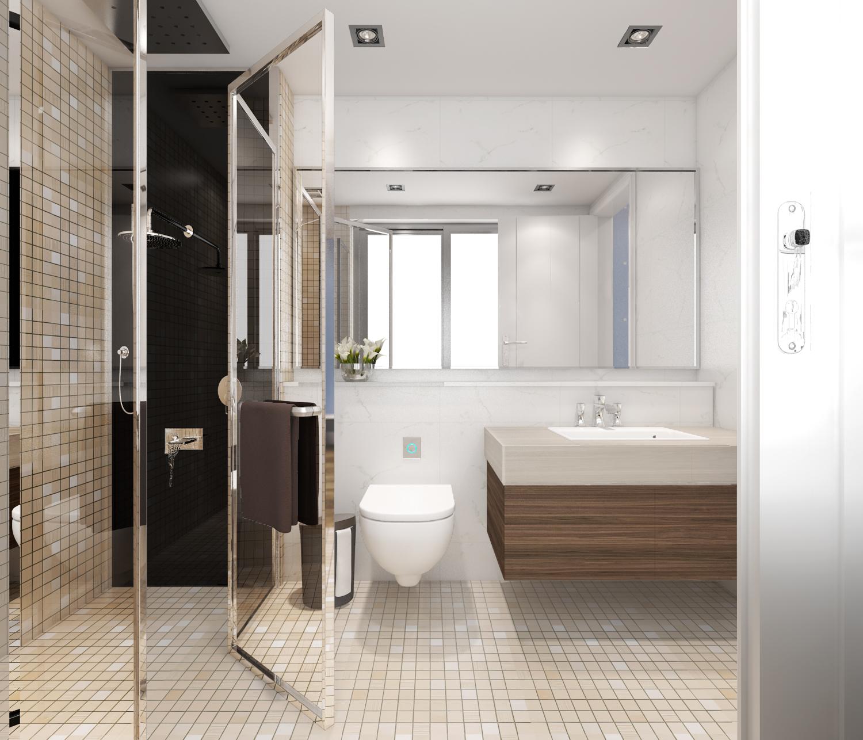 thiết kế nội thất Biệt Thự tại Hà Nội bt Vinhomes - riverside 36 1568085367