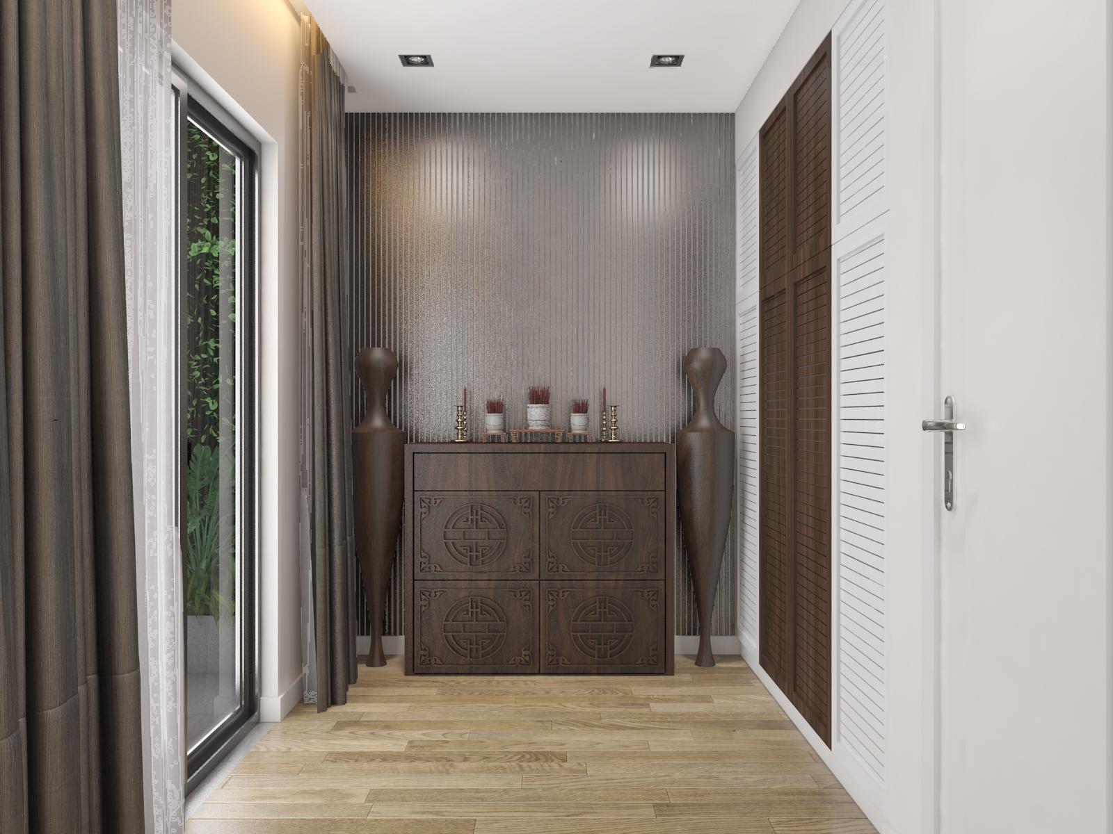 thiết kế nội thất Biệt Thự tại Hà Nội bt Vinhomes - riverside 38 1568085366