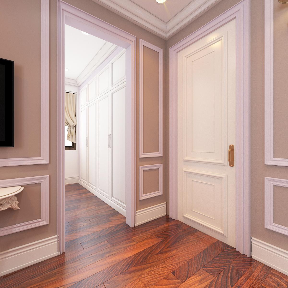 thiết kế nội thất Biệt Thự tại Hà Nội bt Vinhomes - riverside 42 1568276278