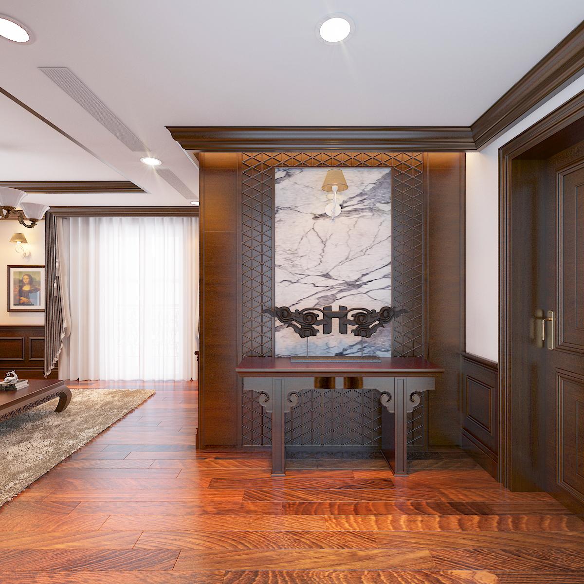 thiết kế nội thất Biệt Thự tại Hà Nội bt Vinhomes - riverside 46 1568276280