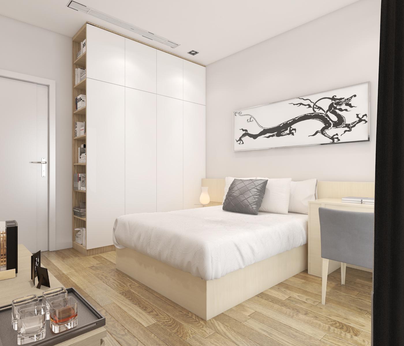 thiết kế nội thất Biệt Thự tại Hà Nội bt Vinhomes - riverside 49 1568085375