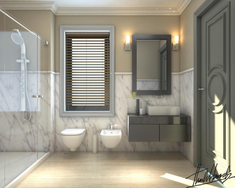 thiết kế nội thất Biệt Thự tại Hà Nội bt Vinhomes - riverside 49 1568274546