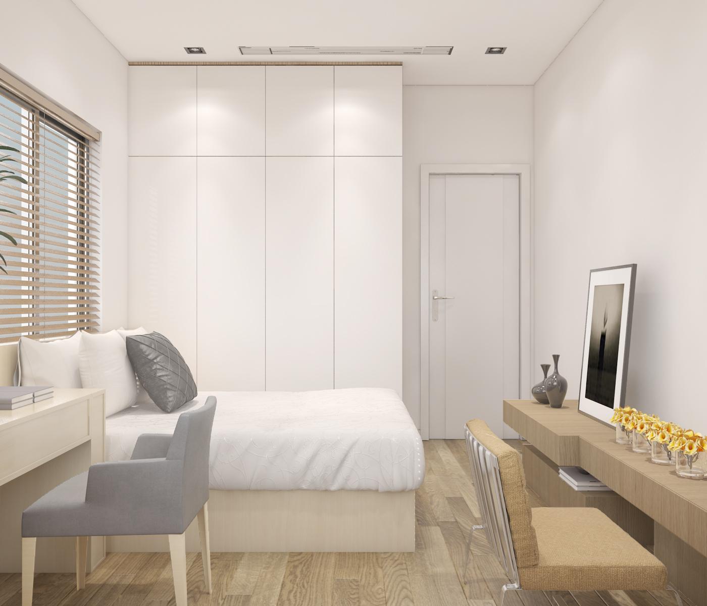 thiết kế nội thất Biệt Thự tại Hà Nội bt Vinhomes - riverside 51 1568085374