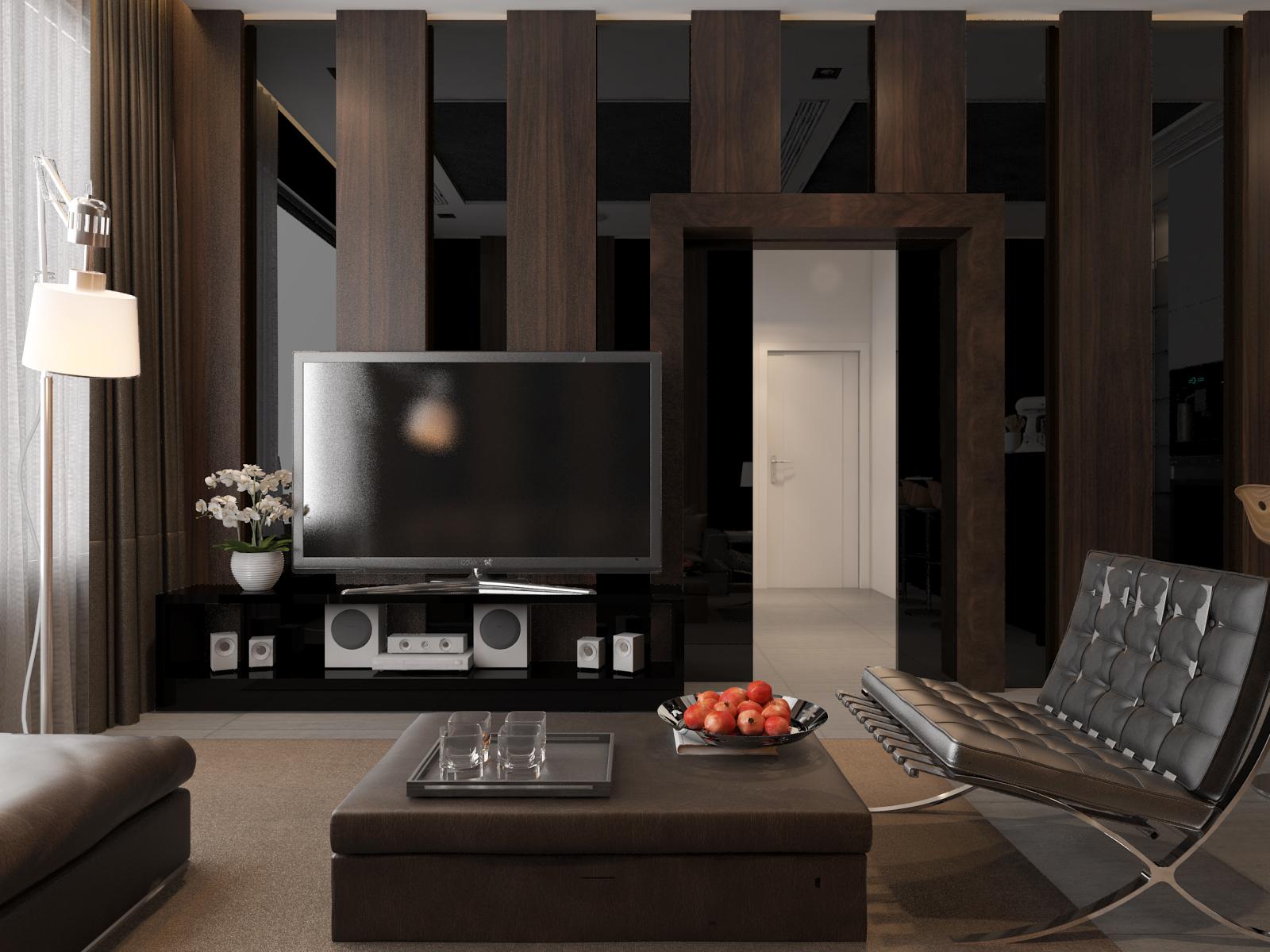 thiết kế nội thất Biệt Thự tại Hà Nội bt Vinhomes - riverside 52 1568085375