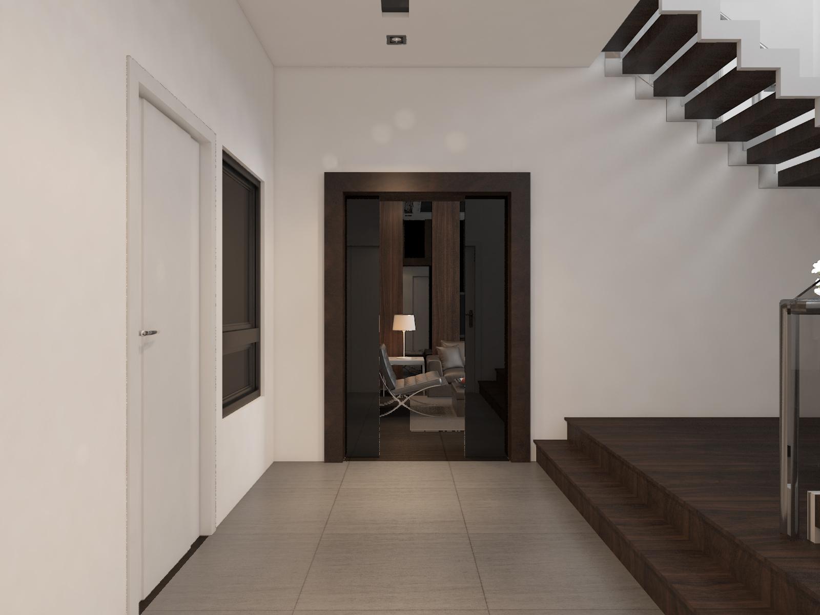 thiết kế nội thất Biệt Thự tại Hà Nội bt Vinhomes - riverside 54 1568085375