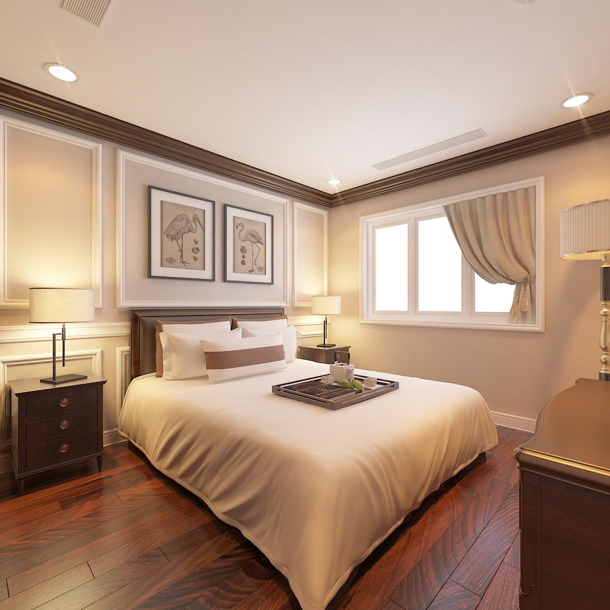 thiết kế nội thất Biệt Thự tại Hà Nội bt Vinhomes - riverside 54 1568276287