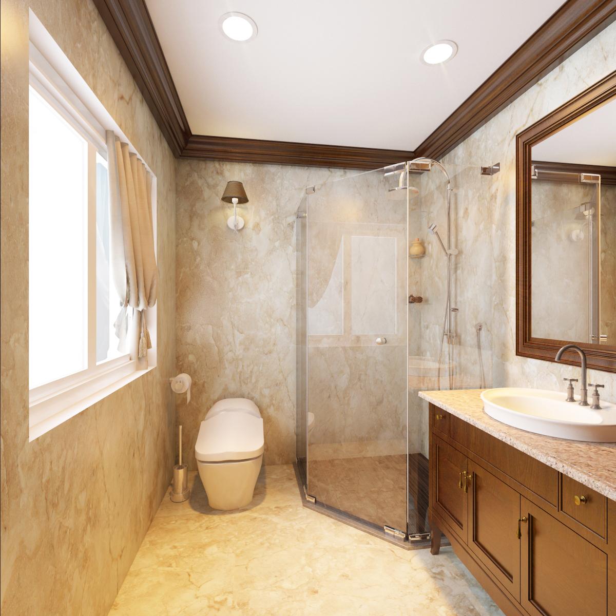 thiết kế nội thất Biệt Thự tại Hà Nội bt Vinhomes - riverside 55 1568276286