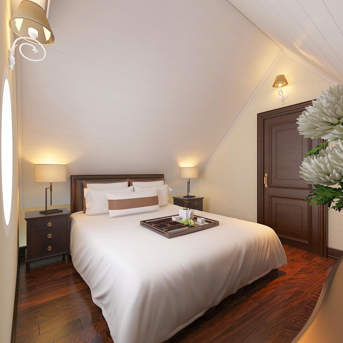 thiết kế nội thất Biệt Thự tại Hà Nội bt Vinhomes - riverside 57 1568276287