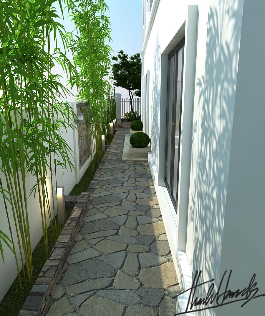 thiết kế nội thất Biệt Thự tại Hà Nội bt Vinhomes - riverside 6 1568274525