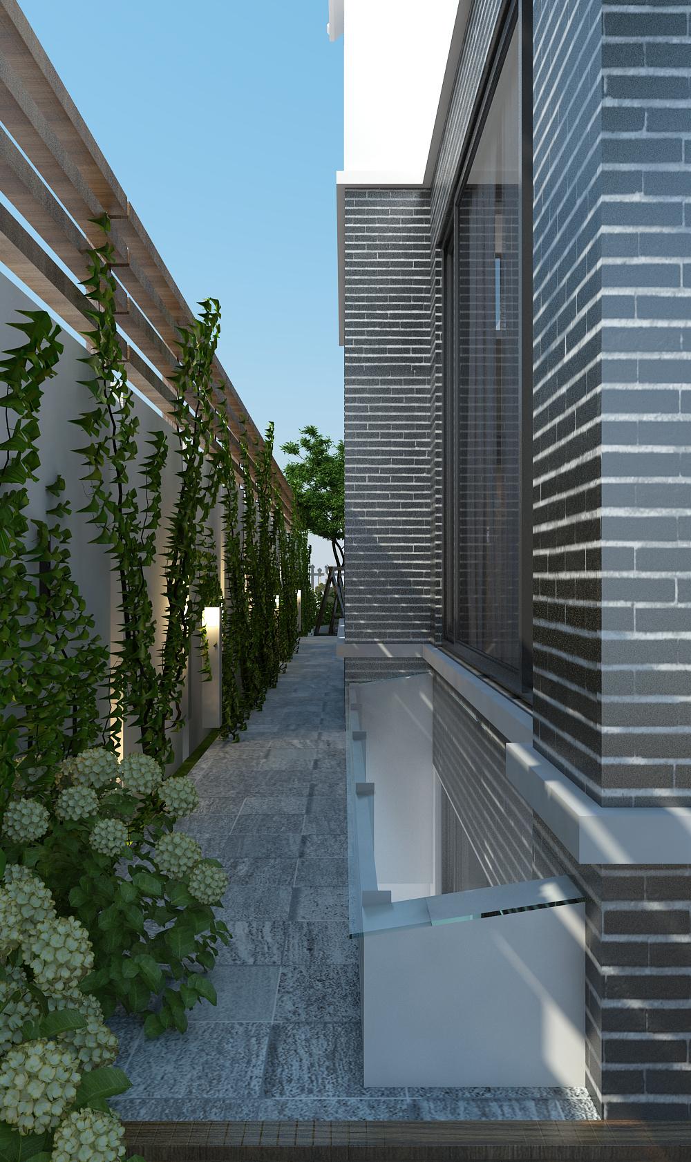 thiết kế nội thất Biệt Thự tại Hà Nội bt Vinhomes - riverside 7 1568085331