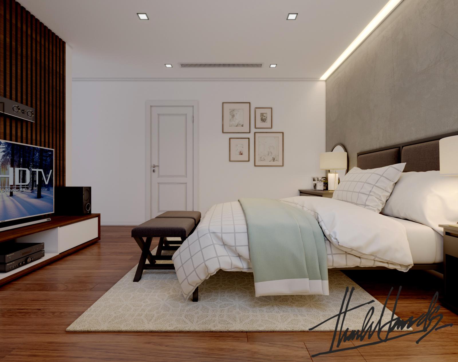 thiết kế nội thất Biệt Thự tại Hải Phòng Biệt thự Vinhomes - imperia ( khu VEN) 20 1568278766