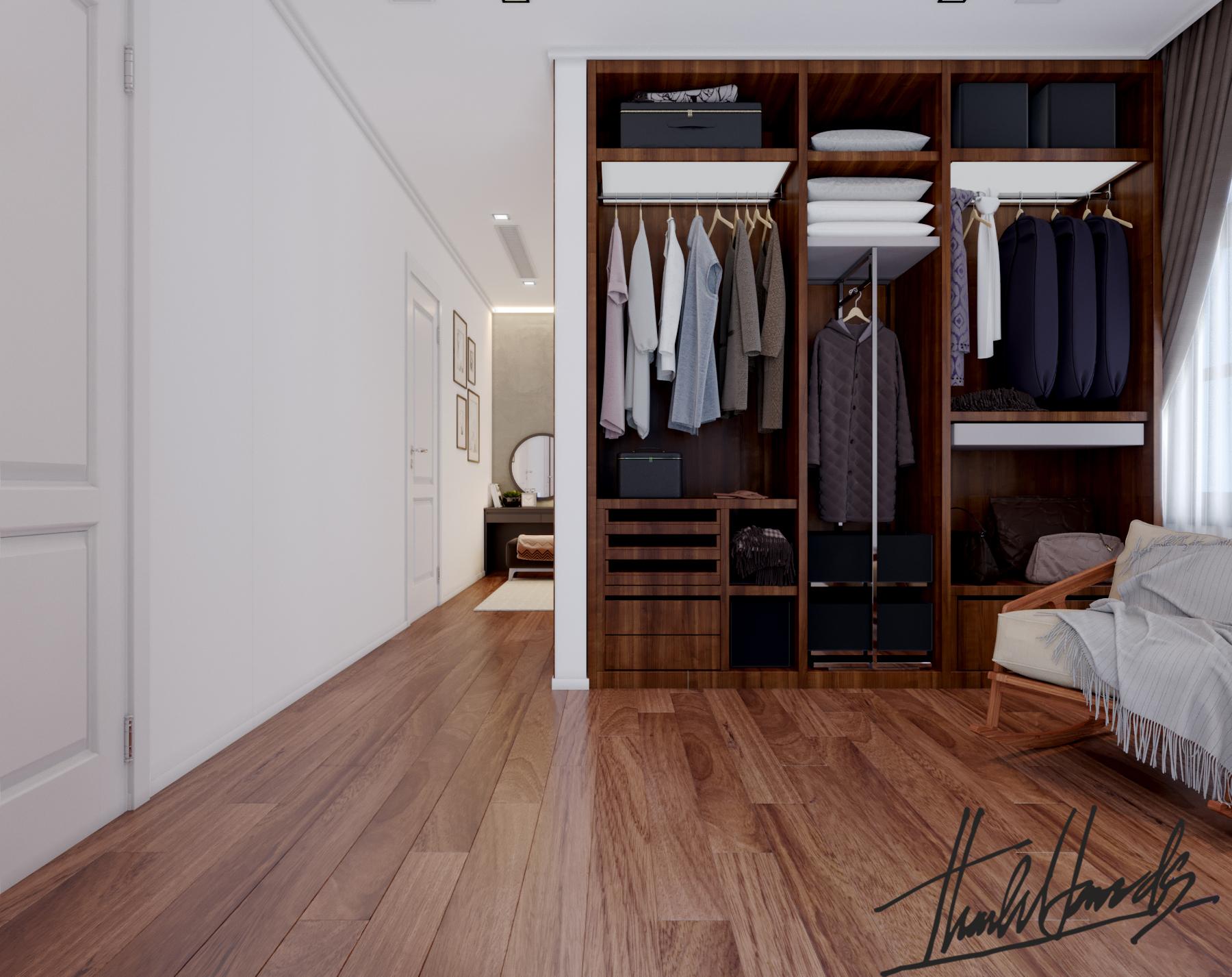 thiết kế nội thất Biệt Thự tại Hải Phòng Biệt thự Vinhomes - imperia ( khu VEN) 22 1568278769