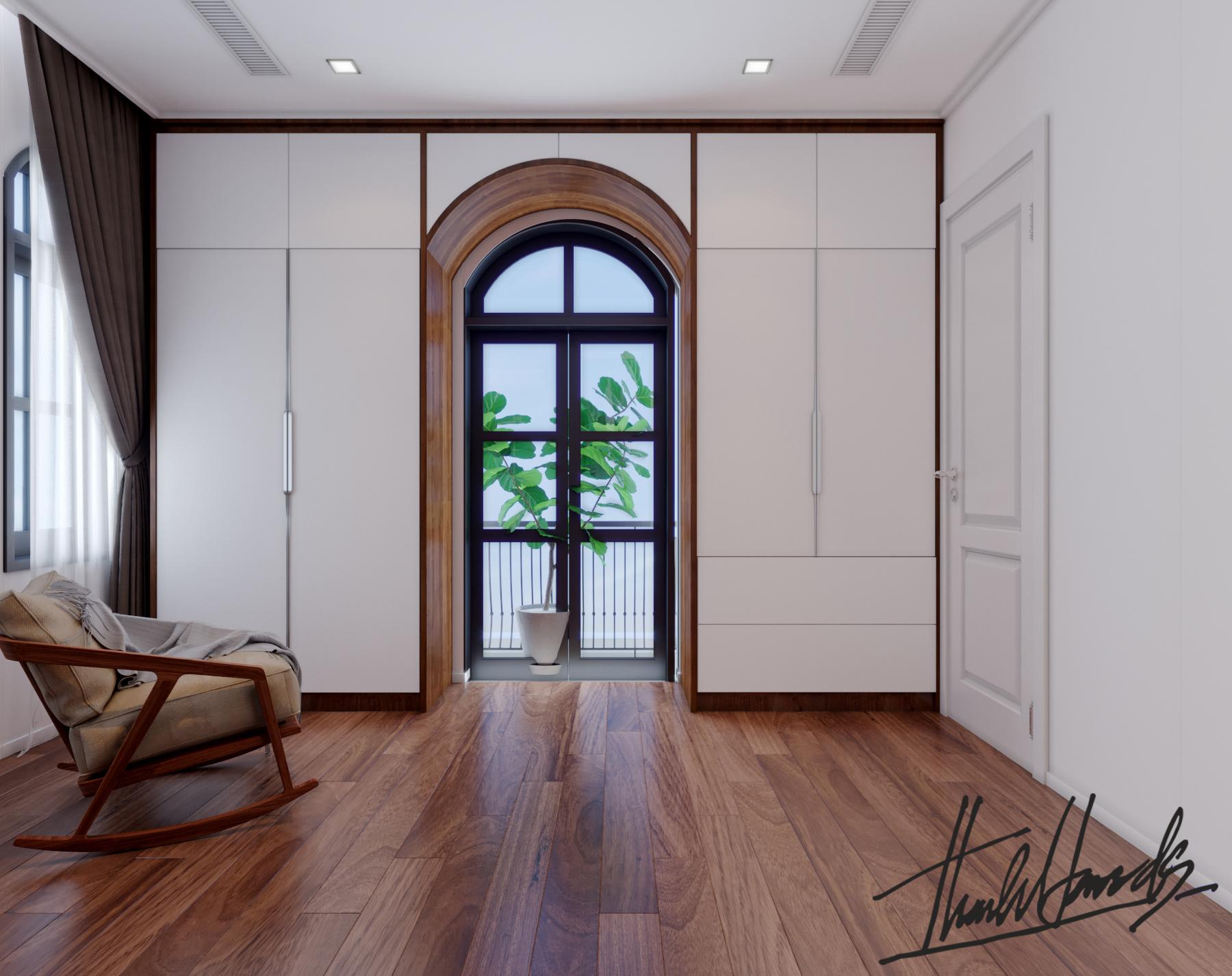 thiết kế nội thất Biệt Thự tại Hải Phòng Biệt thự Vinhomes - imperia ( khu VEN) 23 1568278772