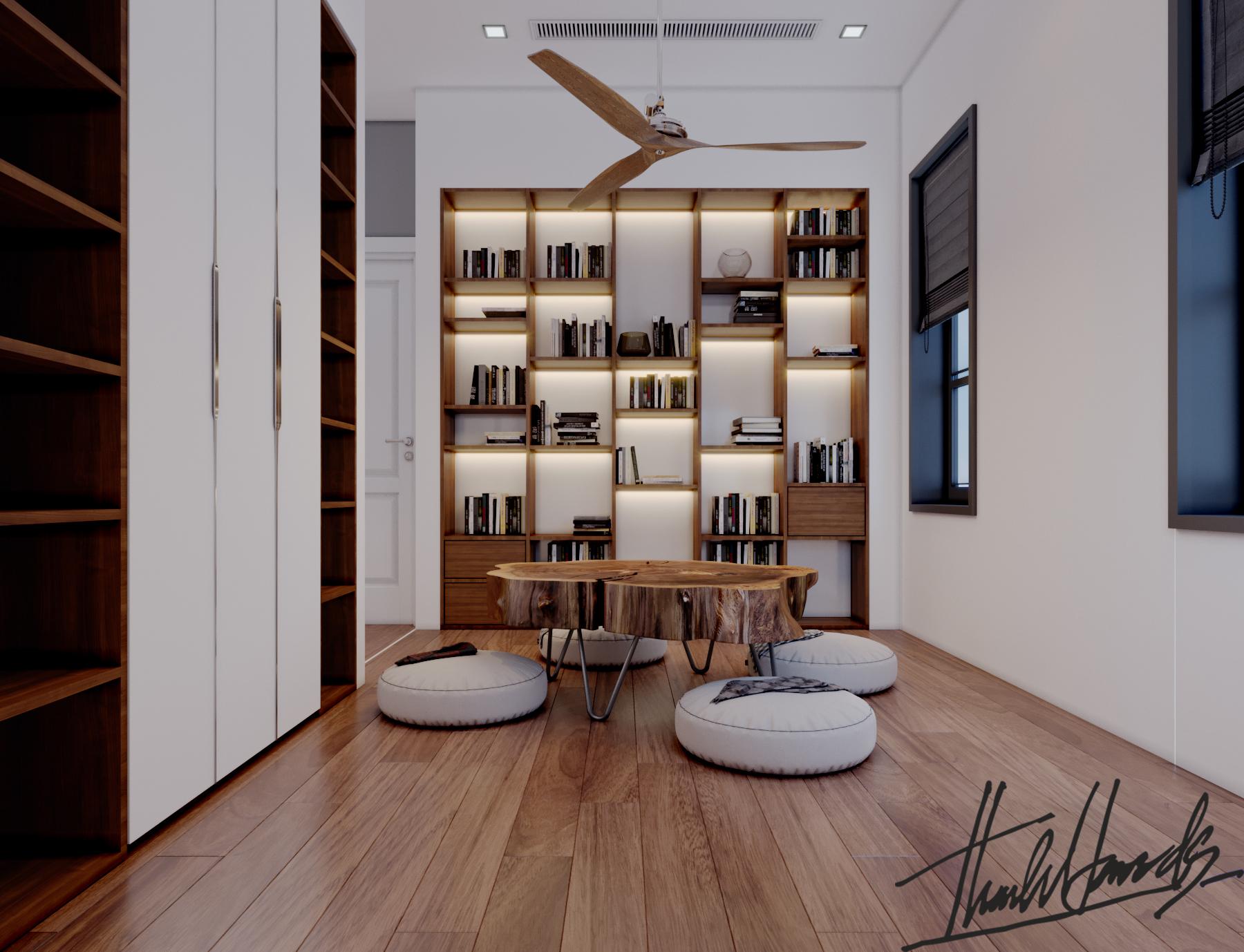 thiết kế nội thất Biệt Thự tại Hải Phòng Biệt thự Vinhomes - imperia ( khu VEN) 28 1568278788